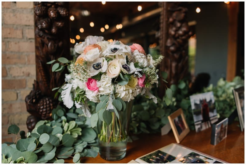 Solar Arts Building, Chowgirls, Adam Kennedy Photography, summer wedding, summer flowers, summer floral, summer bouquet, wedding bouquet, Solar Arts wedding florist, Minneapolis wedding florist, Twin Cities wedding florist, Artemisia Studios