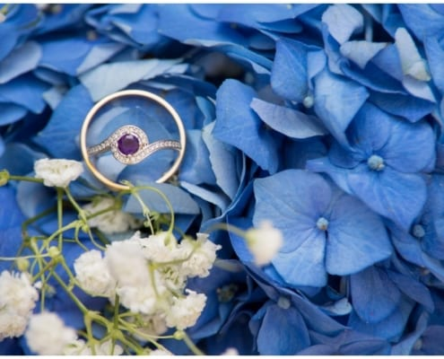 Van Dusen Mansion, Bellagala, spring wedding, blue wedding, blue wedding flowers, blue bouquet, blue wedding floral, Artemisia Studios, Minneapolis wedding florist, Saint Paul wedding florist, Minnesota wedding florist, hydrangeas, baby's breath