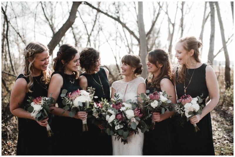 winter wedding, park wedding, Silverwood Park, winter wedding floral, winter flowers, winter floral, winter bouquet, Artemisia Studios, Minneapolis wedding florist, Minnesota wedding florist, Amanda Marie studios