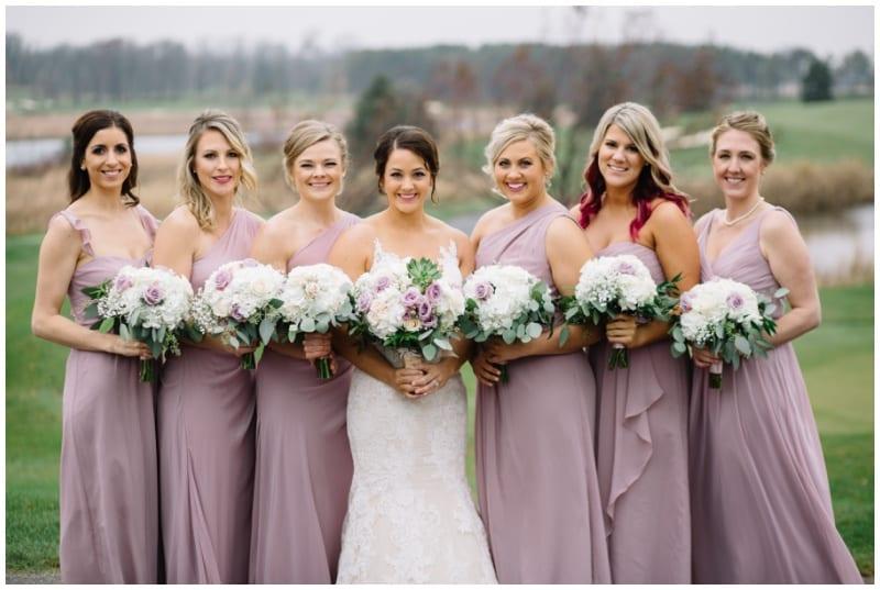 Lavender wedding, purple wedding, pink wedding, Whims and Joy, Rush Creek Golf Course, lavender wedding floral, pink wedding floral, pink and purple wedding, fall wedding, Minnesota wedding florist, Artemisia Studios