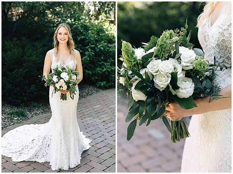 Justina Louise Photography, PAIKKA, Hamline Church United Methodist, church wedding, mauve pink wedding, wedding flowers, summer wedding, Minnesota wedding florist, Saint Paul wedding florist, Artemisia Studios, green and white flowers
