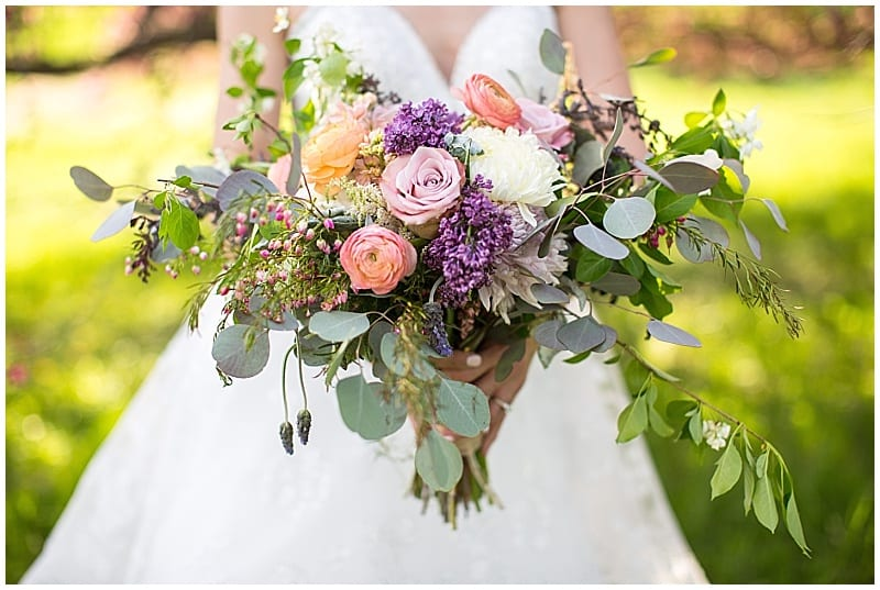 Minnesota Landscape Arboretum, Nicki Lynn Photography, spring wedding, spring flowers, spring floral, purple wedding, purple flowers, pink flowers, orange flowers, wedding floral, Minneapolis wedding florist, Minnesota wedding florist, Artemisia Studios