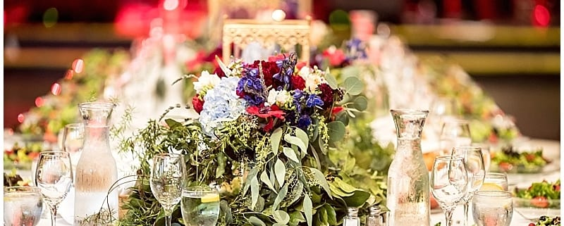 Graddy Photography, Aria, Aria wedding, indoor wedding, spring wedding, Minneapolis wedding, wedding decor, floral decor, Jewish wedding, ceremony floral, Minneapolis wedding florist, Minnesota wedding florist, Artemisia Studios