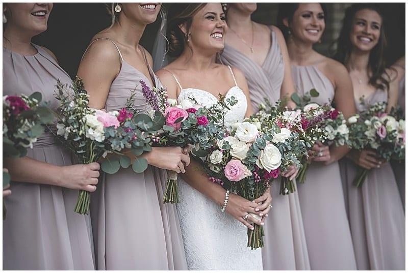 Dellwood Barn, Joe and Jen Photography, wedding flowers, wedding floral, Saint Paul wedding florist, Minneapolis wedding florist, Artemisia Studios, pink wedding, blush wedding, pink wedding flowers, soft wedding flowers