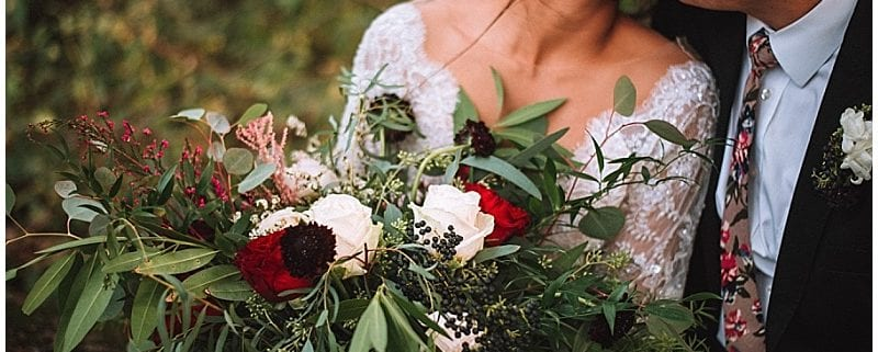 Taylors Falls, fall wedding flowers, fall wedding floral, boutonniere, floral hair wreath, bridal bouquet, fall bride, autumn wedding, fall wedding, fall bouquet, Minneapolis wedding florist, Minnesota wedding florist, Artemisia Studios