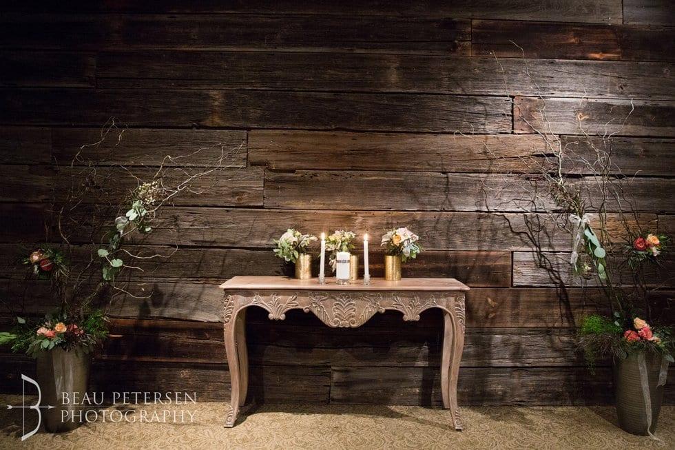 Lowertown Event Center, Beau Peterson Photography, Saint Paul wedding florist, flowers, floral, florist, Minnesota wedding florist, summer flowers, summer wedding, Artemisia Studio
