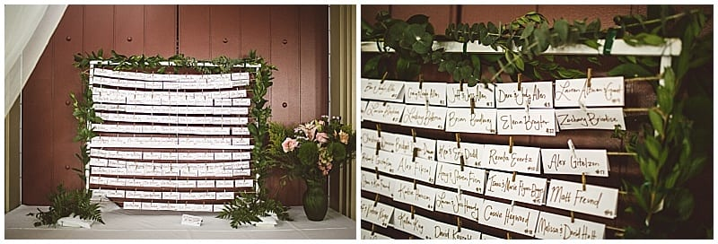Harriet Island Pavilion, Lucas Botz Photography, Minneapolis wedding, Saint Paul wedding, Minnesota wedding, florist, floral, summer wedding, summer wedding floral, Artemisia Studios, Minneapolis wedding florist, Saint Paul wedding florist, place cards, escort cards