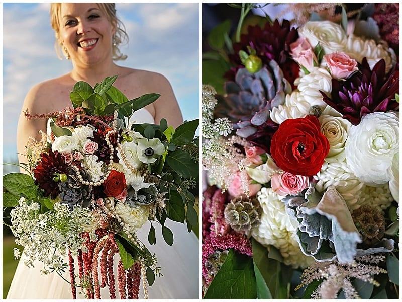Craig Dirkes Photography, Stoneridge Golf Club, Minnesota wedding, Minneapolis wedding florist, wedding florist, Artemisia Studios, flowers, floral, wedding floral, wedding ceremony, tent wedding, bridal bouquet