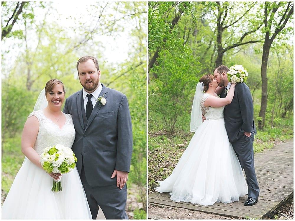Nicole McCoy Photography, spring wedding, green and white flowers, green and white floral, spring flowers, wedding, spring floral, Minnesota wedding, wedding floral