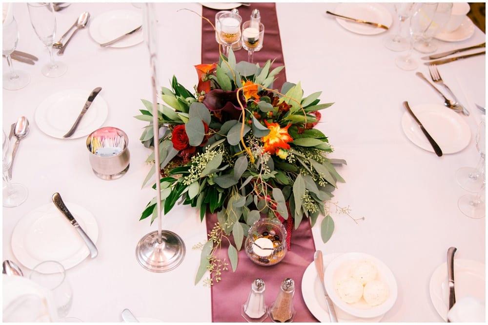 Jill Johnson Photography, Earle Brown Heritage Center, fall wedding, Minneapolis wedding, fall wedding floral, wedding floral, wedding flowers, fall flowers, wedding reception, wedding decor, centerpieces, floral centerpieces