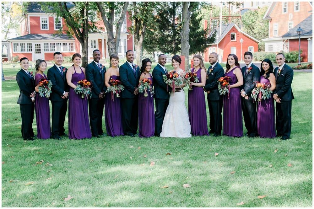 Jill Johnson Photography, Earle Brown Heritage Center, fall wedding, Minneapolis wedding, fall wedding floral, wedding floral, wedding flowers, fall flowers, bridal bouquet, bridesmaids bouquet, fall wedding, bridesmaids, boutonniere, bride, groom, groomsmen
