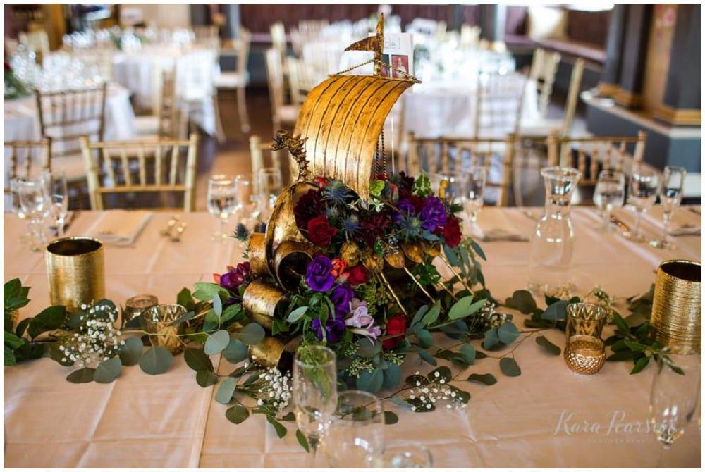 Kara Pearson Photography, Semple Mansion, fall wedding, Minneapolis wedding, fall flowers, fall floral, Artemisia Studios, boutonnieres, florist, bridal bouquet, centerpieces, wedding reception, wedding decor