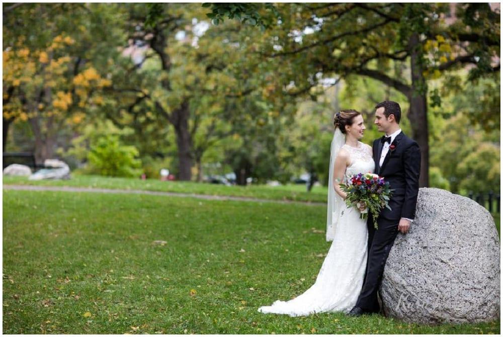 Kara Pearson Photography, Semple Mansion, fall wedding, Minneapolis wedding, fall flowers, fall floral, Artemisia Studios, boutonnieres, florist, bridal bouquet, bride, groom