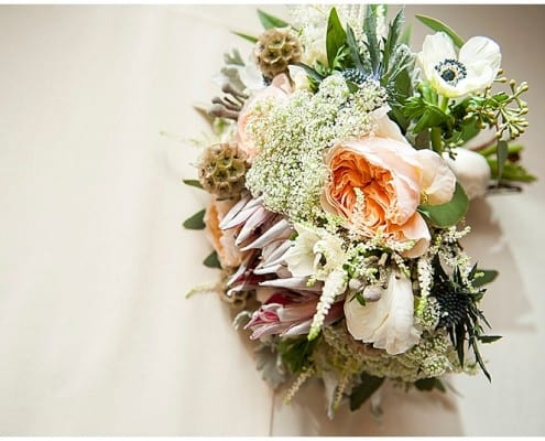 Minneapolis wedding, bridal bouquet
