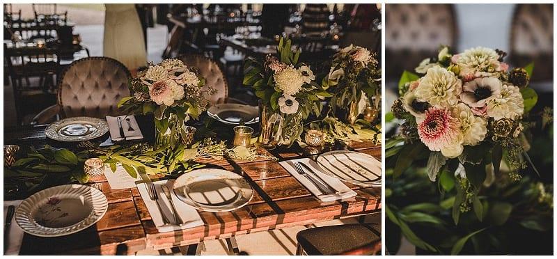 View More: http://julesandcait.pass.us/kaylalincoln Hope Glen Farm, wedding, wedding reception, flowers, floral