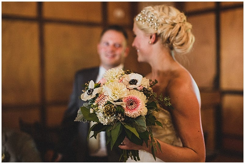 View More: http://julesandcait.pass.us/kaylalincoln Hope Glen Farm, bridal bouquet, flowers, rustic wedding