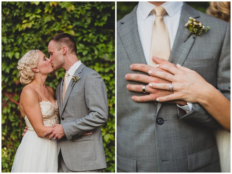 View More: http://julesandcait.pass.us/kaylalincoln Hope Glen Farm, bride, groom, boutonniere, portraits, rings