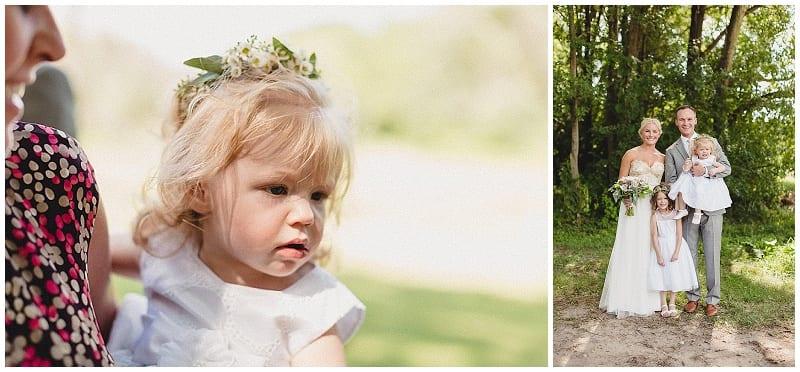 View More: http://julesandcait.pass.us/kaylalincoln Hope Glen Farm, flower girl, wedding, flowers, bridal bouquet, floral hair wreath