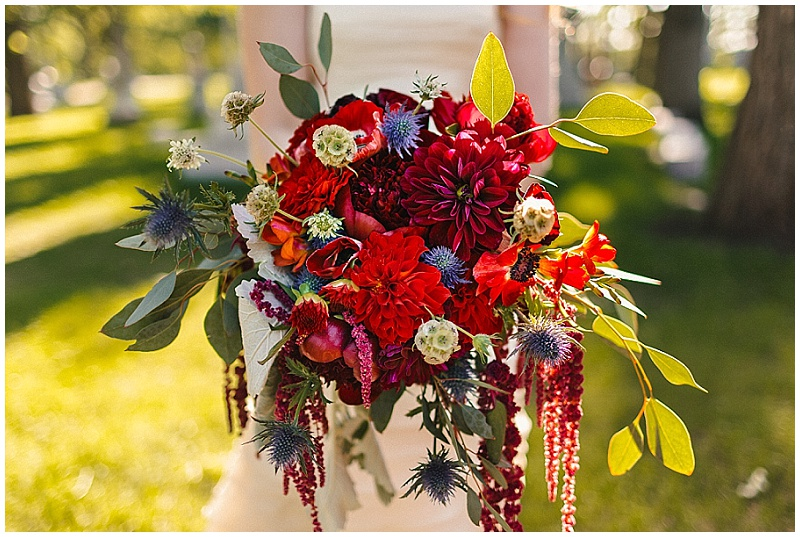 Jules + Cait Photography, Lakewood Cemetery Memorial Chapel, Lakewood Cemetery Chapel, bride, bridal bouquet, fall wedding, fall flowers