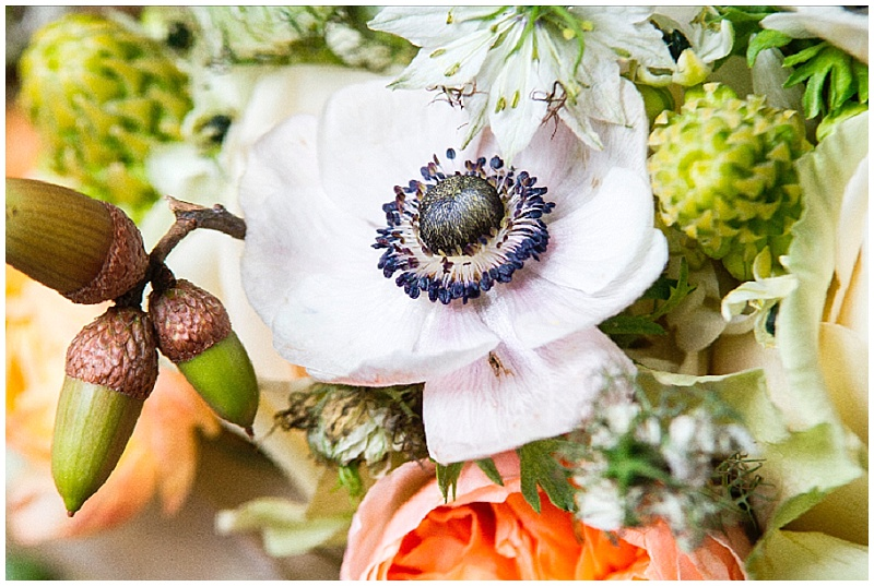 Artemisia Studios, popular flowers, white anemone,  Minneapolis wedding florist, Bellagala Photography,