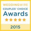 Wedding Florist Couples choice award 2015