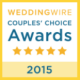 Wedding Florist Couples choice award 2015