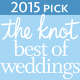 Best Wedding Florist award 2015