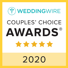 weddingwire couples choice 2020 award