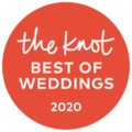 the knot best of weddings 2020 award